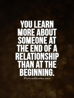 YOU LEARN 