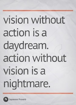 vision without 