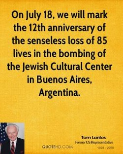 On July 18, we will mark 