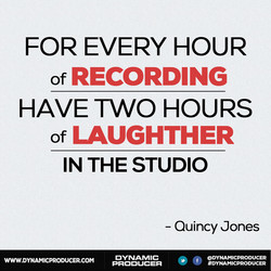 FOR EVERY HOUR 