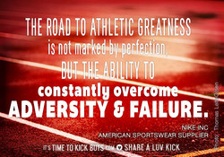THE ROAD-TO ATHLETIC 