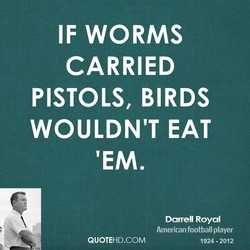 IF WORMS 