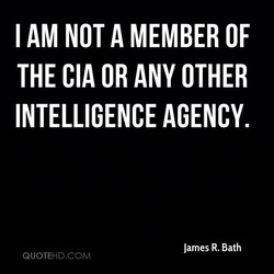 I AM NOT A MEMBER OF 