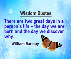 Wisdom Quotes 