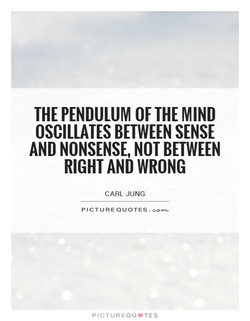 THE PENDULUM OF THE MIND 