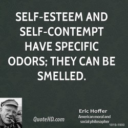 SELF-ESTEEM AND 