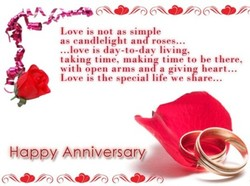 Love is not as simple 