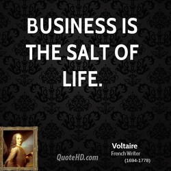 BUSINESS IS 