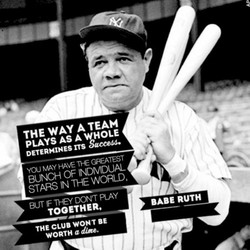 THE WAY A TEAM 