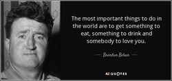 The most important things to do in 