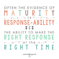OFTEN THE EVIDENCE OF 