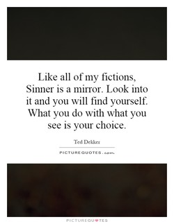 Like all of my fictions, 