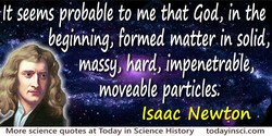 It seems probable to me that God, in the 
