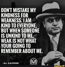 DON'T MISTAKE MY 