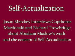 Self-Actualization 