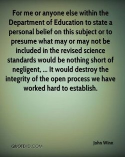 For me or anyone else within the 