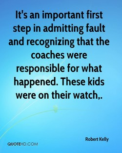 It's an important first 