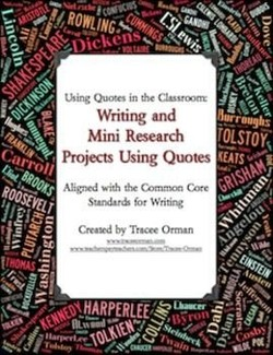 Writing and 