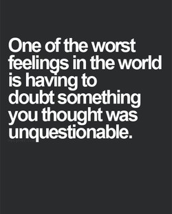 One of the worst 