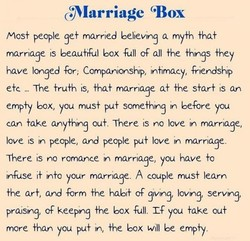 ('Marriage GBox 