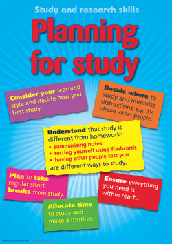Studv ond research skills 