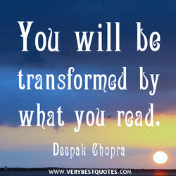 You will be 