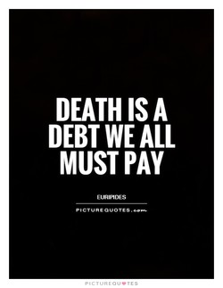 DEATH ISA 