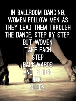 IN BALLROOM DANCING. 