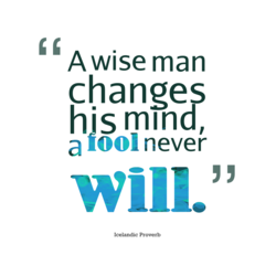 A wise man 