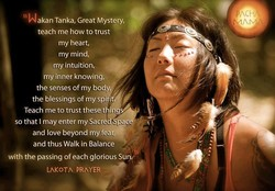 akan Tanka, Great Mystery, 