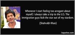 Whenever I start feeling too arrogant about 