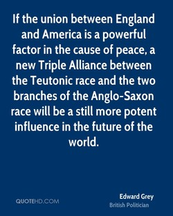 If the union between England 
