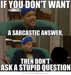IF YOU DON'T WANT 