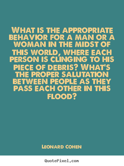 WHAT IS THE APPROPRIATE 