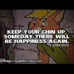 KEEP YOUR CHIN UP, 