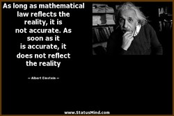 As long as mathematical 