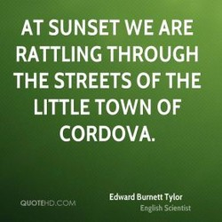AT SUNSET WE ARE 