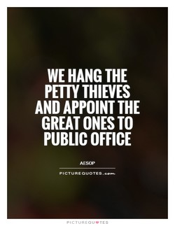 WE HANG THE 