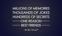 MILLIONS OF MEMORIES 