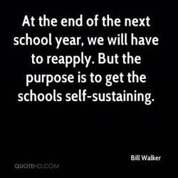 At the end of the next 