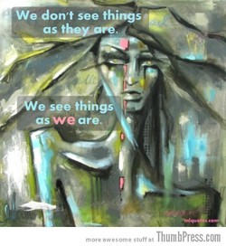 We don't see 