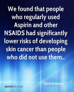 We found that people 