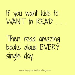 If you want kids 