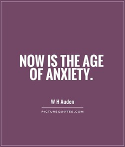 NOW IS THE AGE 