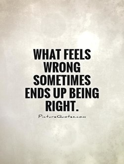 WHAT FEELS 