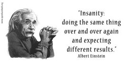 'Insanity: 