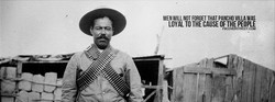 MEN WILL NOT FORGET THAT PANCHO VILLA WAS 