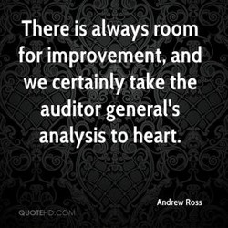There is always room 
