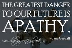 THE GREATEST DANGER 