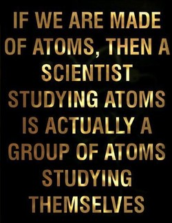 IF WE ARE MADE 